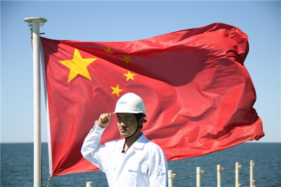 国旗下的誓言--中国工会新闻--人民网